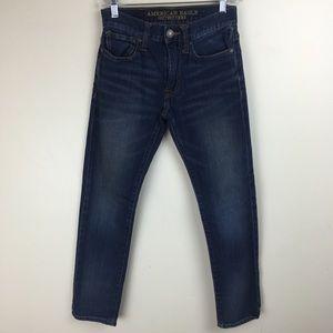 American Eagle Mens 26x28 Slim Leg Jeans